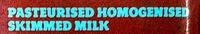 Skimmed Milk - Ingredients - en
