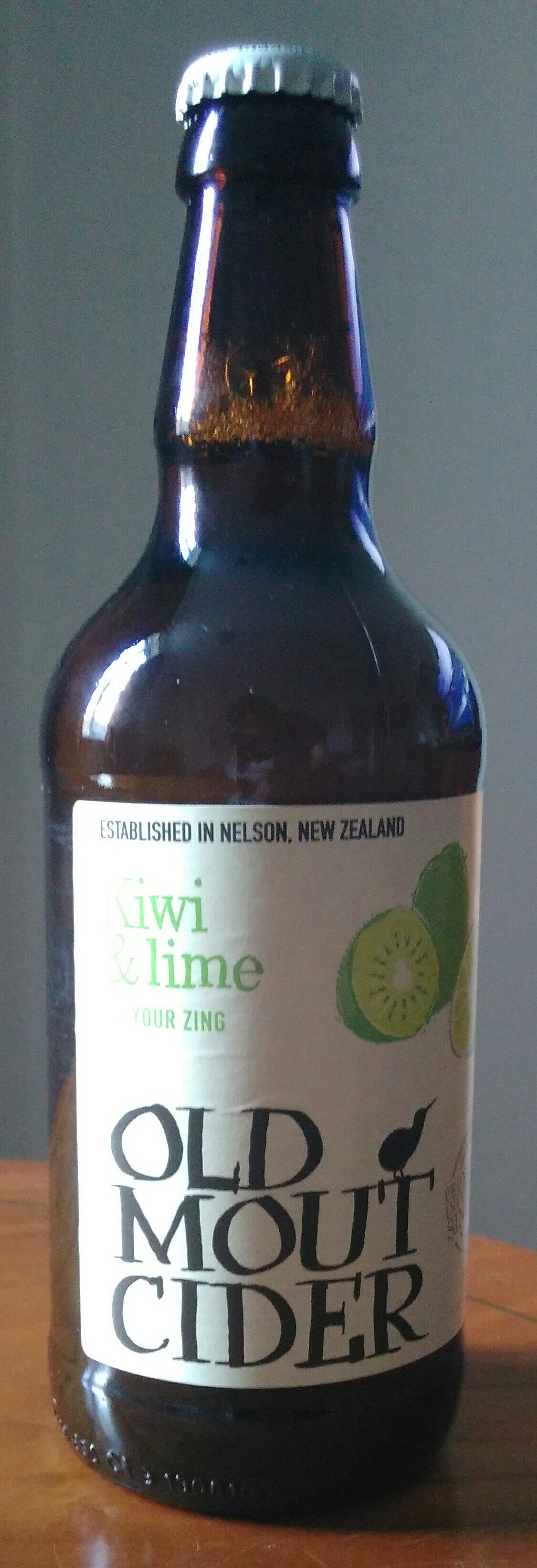 Old Mout Cider Kiwi & Lime - Product