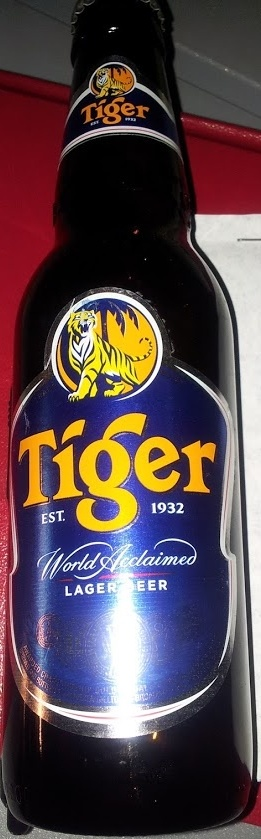 Tiger beer - Product