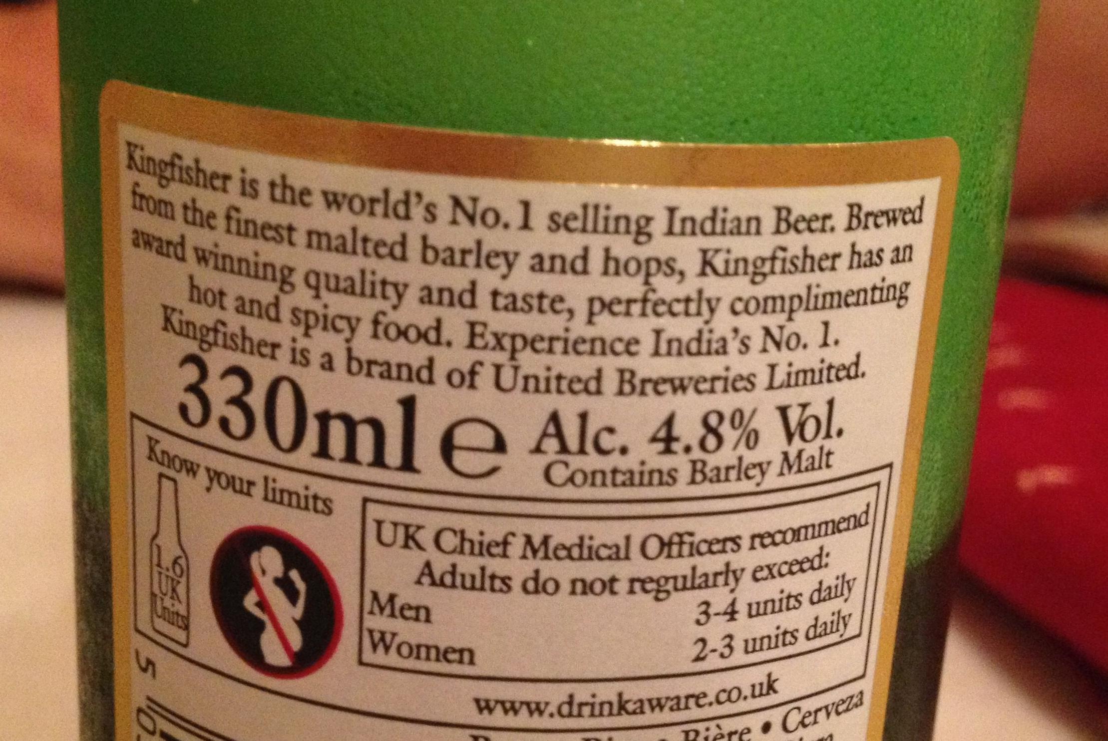 Lager beer - Ingrediënten
