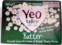 Organic British Butter - Product - en