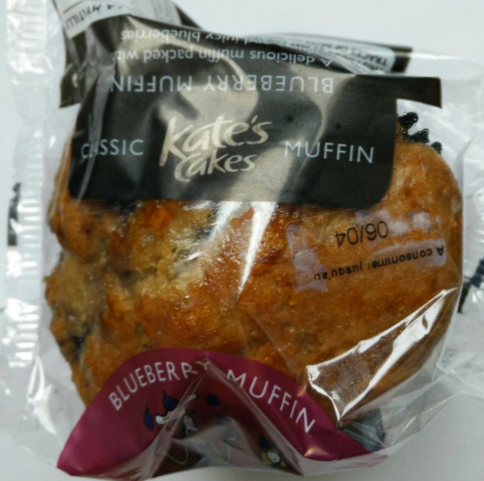 Blueberry Muffin - Produit