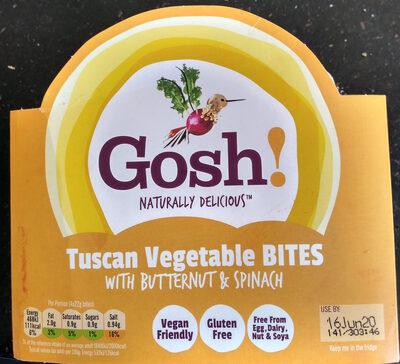 Tuscan Vegetable Bites - Produit - en