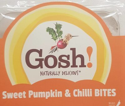 Sweet Pumpkin & Chilli Bites - Product - en