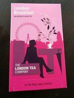 London breakfast - Product - fr