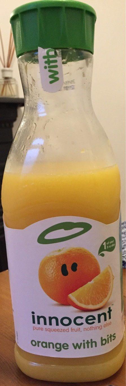 Orange Juice - Produit