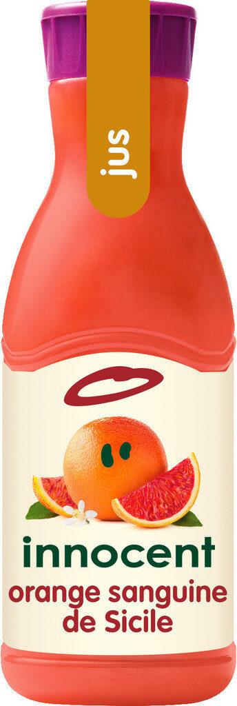 innocent jus d'orange sanguine 900ml - Produit - fr