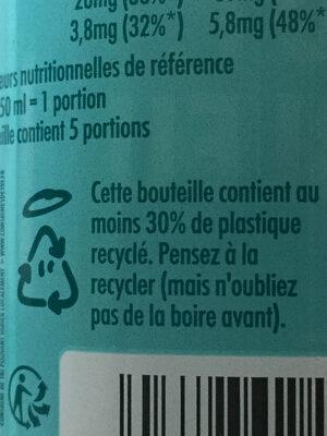 Innocent FA-BU-BLEU - Instruction de recyclage et/ou informations d'emballage - fr