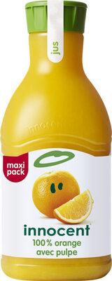 Innocent jus d'orange avec pulpe 1.5L - Produit - fr