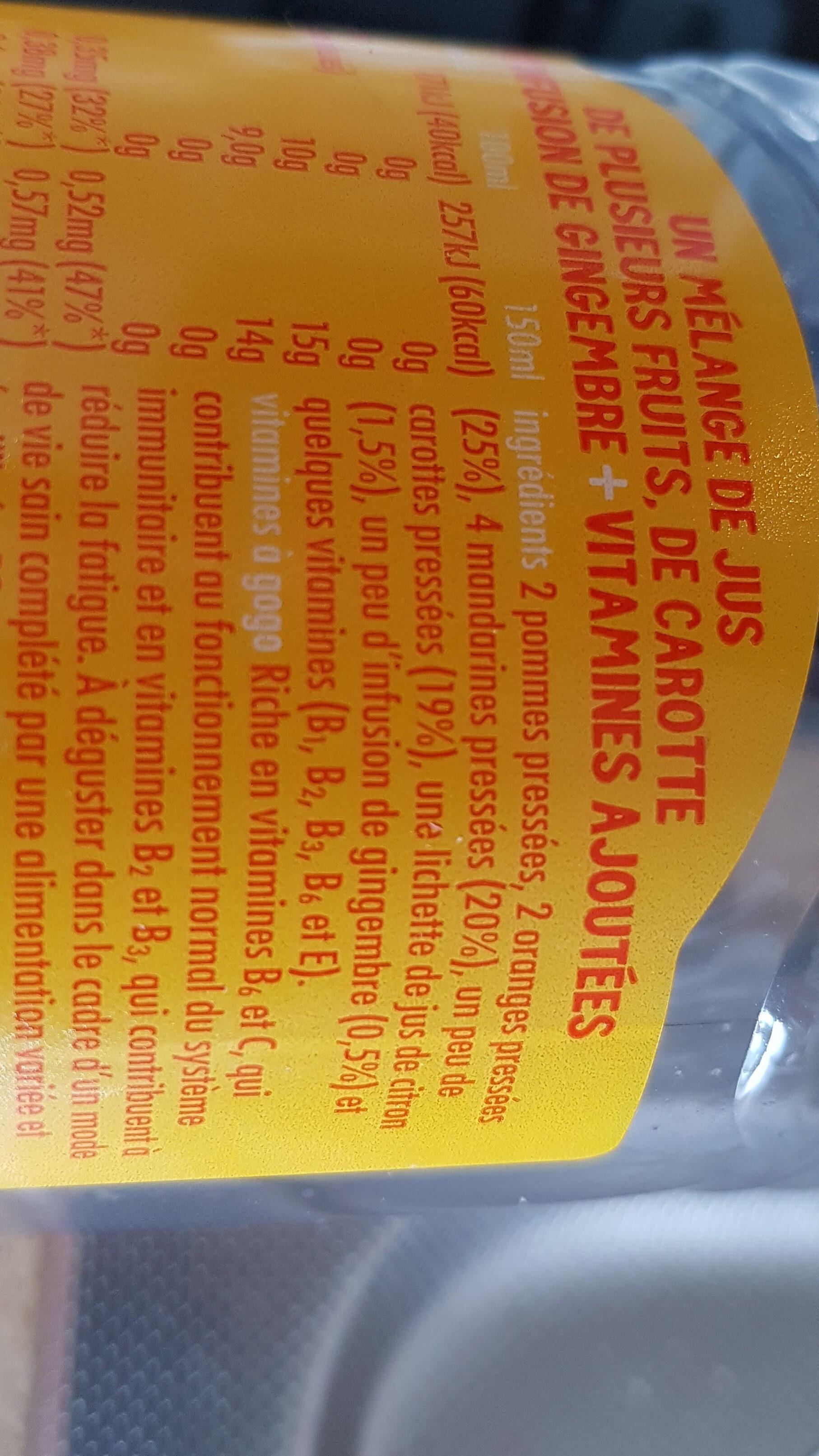 Innocent Zest Défense - Ingredients