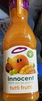 Jus Tutti Frutti - Product - fr