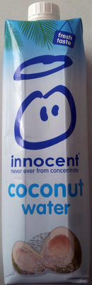 Coconut water - Produkt