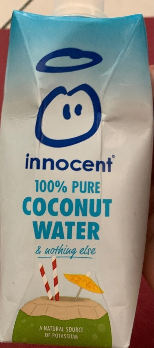 Coconut water - Product - fr