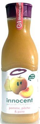 Jus de trois fruits pressés - Produit - fr