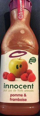 Pur jus de fruits pressés Pomme & Framboise - Product - fr