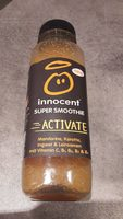 Innocent Super Smoothie Activate - Product - fr
