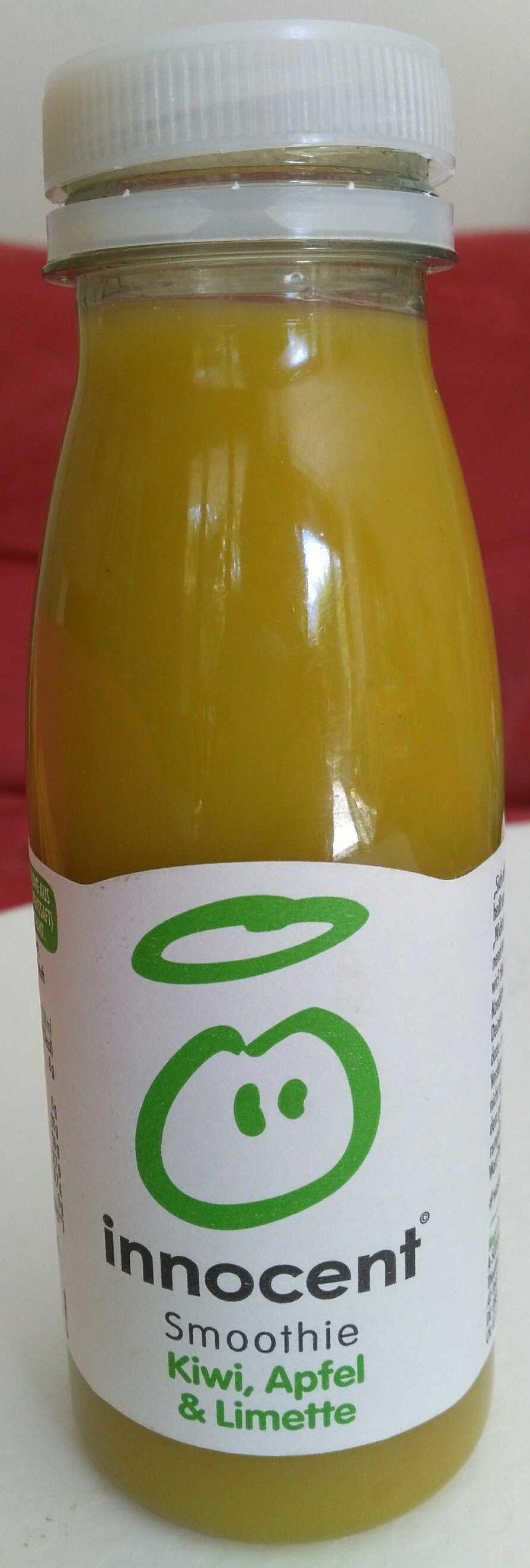 Smoothie Kiwi, Apfel & Limette - Produit - fr