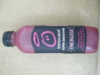 Super Smoothie Energy - Product
