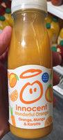 Smoothie Orange Carotte Mangue - Product - fr