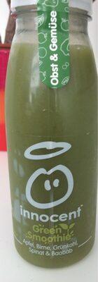 Green Smoothie - Prodotto - de