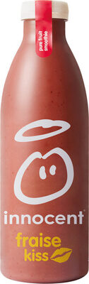 Innocent smoothie fraise banane 75cl - Product - fr