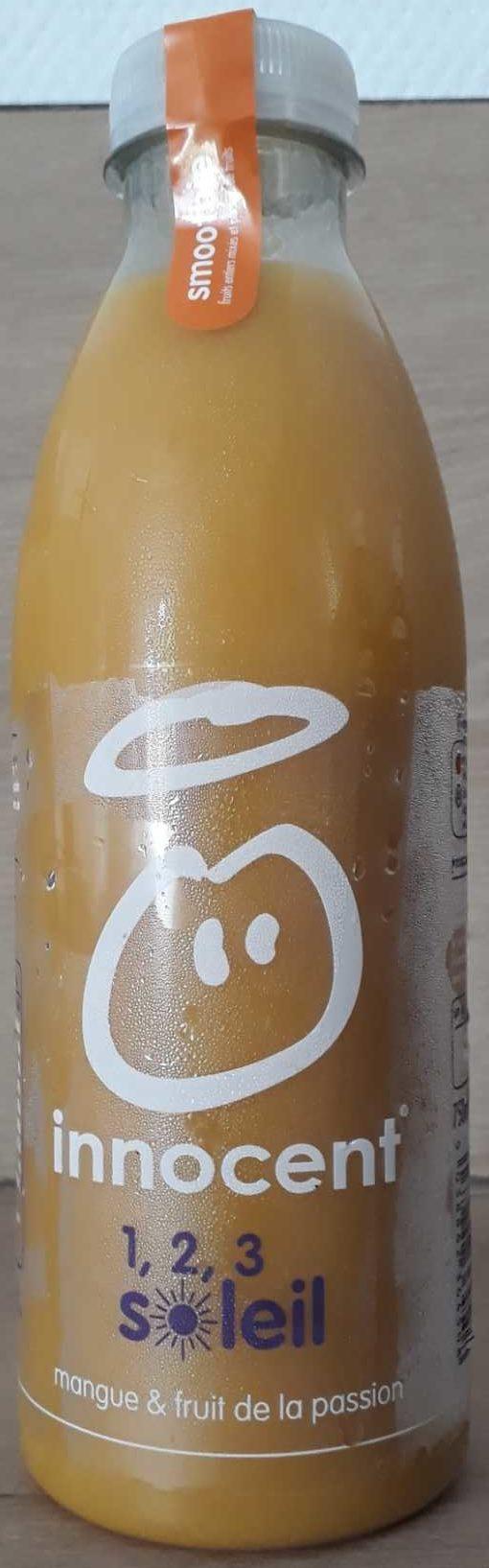 Smoothie mangue & fruit de la passion - Product