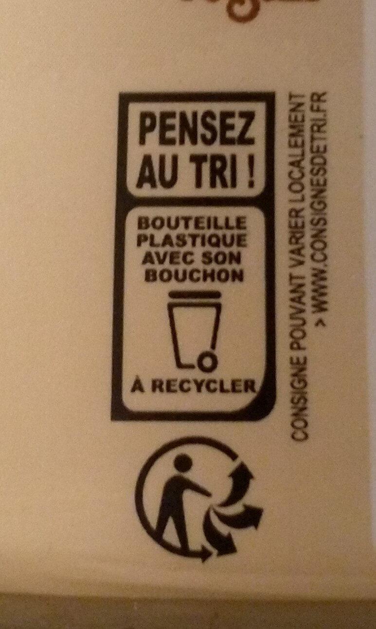 Boisson d'avoine - Recyclinginstructies en / of verpakkingsinformatie - fr