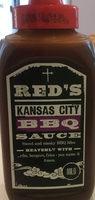 Kansas City BBQ sauce - Product