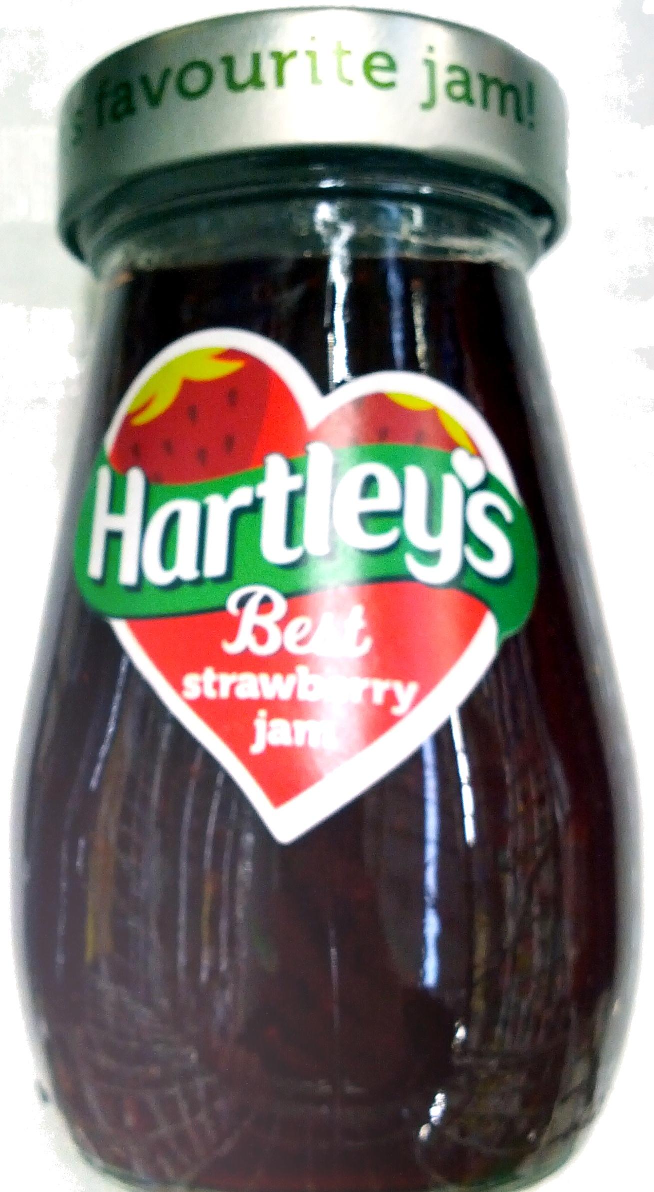 Strawberry Jam - Product