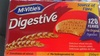 Mc Vities Digestives - Product