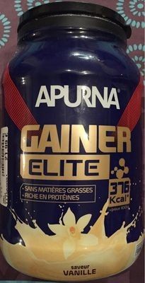 Gainer elite - Produit