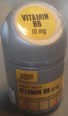 Vitamin B6 - Produit - fr
