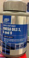 OMEGA OILS 3, 6 and 9 - Produit - en