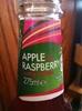 J2o Soft Drink Sparkling Apple & Raspberry - Produit