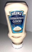Seriously Good Mayonnaise - Product