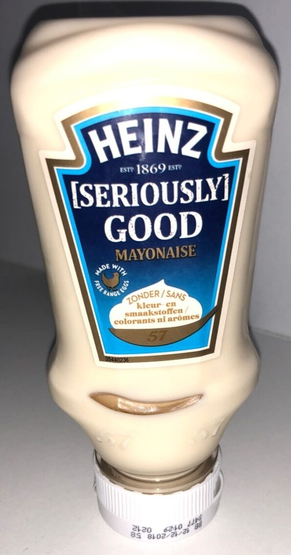 Seriously Good Mayonnaise - Product