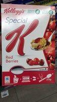 Special K Red fruit - Produkt - fr