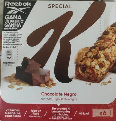 Barritas Special K Chocolate Negro - Product - es