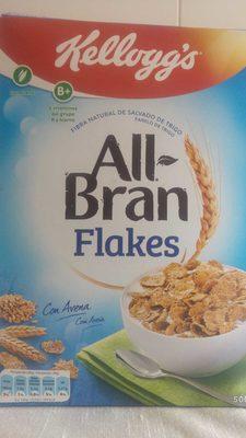 Kellogg's All Bran flakes - Producto
