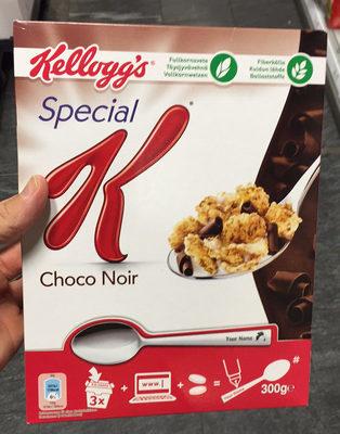 Special K chocolat noir - Product