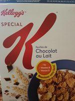 Special k chocolat au lait - Produit - fr
