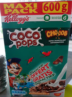 Coco pops chocos - Produit - fr