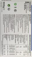 Cereales special K original - Informations nutritionnelles - fr
