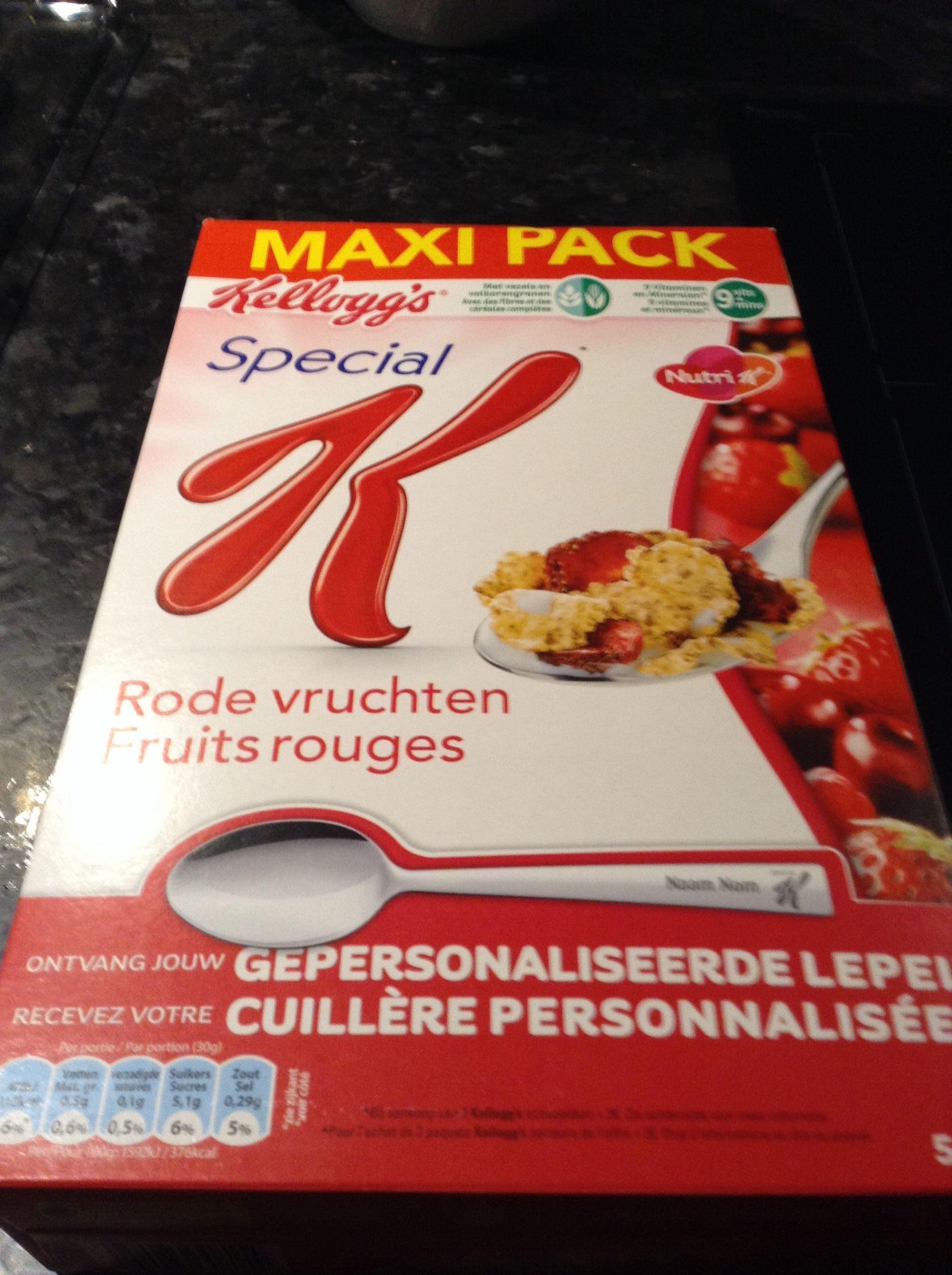 Spécial K - Product