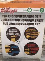 Kellogg's Choco Krave GR. 375 - Producte