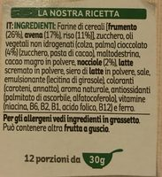 Kellogg's Choco Krave GR. 375 - Ingredients