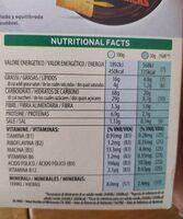 Kellogg's Choco Krave GR. 375 - Informació nutricional