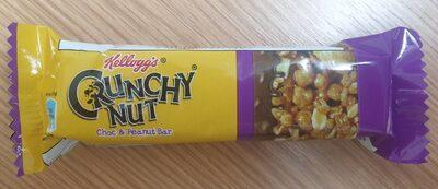 Crunchy Nut Choc & Peanut Bar - Product - en