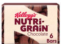 Nutri-Grain Choc Chip Breakfast Bakes 6 x - Produit - en