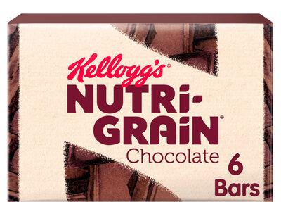 Nutri-Grain Choc Chip Breakfast Bakes 6 x - Produit